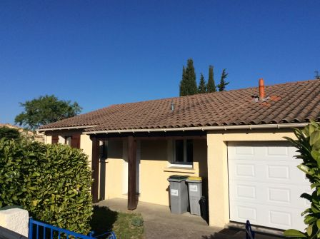 Location villa t4 montredon carcassonne for Assurance pno garage